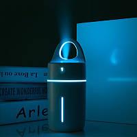 USB Волшебный ультразвуковой увлажнитель с цветным светодиодным лампами Диффузор Очиститель аромата