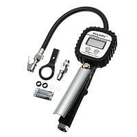 150Psi 1000kpa LCD Цифровой Дисплей Измеритель манометра для шин Набор Для Авто мотоцикл Грузовик внедорожник