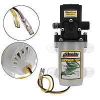 12V 45-60W 4L/Min Портативная мини-диафрагма высокого давления для воды Self Priming Насос