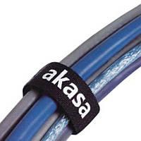 Akasa AK-TK-02 Nylon Вклеивание связующего кабеля Организуйте аккуратный Набор Управление электрическими кабелями