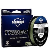 SeaKnigt TRIDENT 300M 15-60LB 4 Пленки PE Плетеные Рыбалка Линия Multifilament Sea Carp Рыбалка Провод