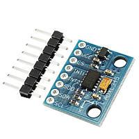 GY-291 ADXL345 3-осевое наклонение Цифровое ускорение силы тяжести Датчик Модуль для Arduino