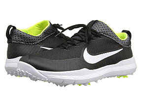 Кроссовки/Кеды (Оригинал) Nike Golf FI Premiere Black/White/Volt