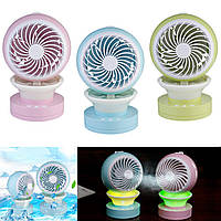 Мини-портативныйвентилятордлякондиционированиявоздухаUSB Туман Spray Home Office Cooling Humidifier