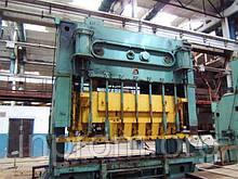 Press double crank shaft, open, mod. KB 3038. Прес 2-х кривошипний відкритий КБ 3038, зусиллям 630 т