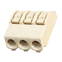 Excellway® Провод Терминал 2060 Патч-интервал 4.0 мм Лампа Проводной терминал