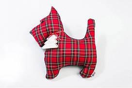 Декоративная подушка Собака Скотч Терьер (Декоративная подушка)