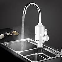 2000W Ванная комната Кухня Мгновенный горячий водопровод Электрический водопроводный кран Tankless Water Нагреватель