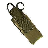 Outdooors Спортивные аксессуары Маленький висячий пакет Tactical Tourniquet Медицинская Большие ножницы Сумка