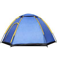На открытом воздухе 3-4 Люди Кемпинг Палатка Мгновенная всплывающая подсказка Водонепроницаемы Большая семья UV Sunshade Canopy