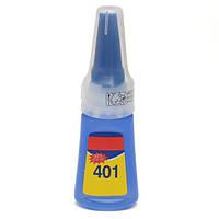 20г 401 Мгновенный клей Быстродействующий супер-клей для DIY ремесла ювелирных изделий