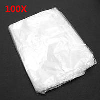 100 штук 30x40cm Clear POF Shrink Flim Wrap Сумки Heat Seal DIY Crafts Gift Package