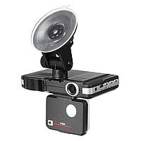 2IN1720PHDАвто Видеорегистратор камера Регистраторы + Trafic Radar Лазер Детектор скорости