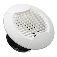 ABS Воздухозаборная решетка Металлическая вентиляционная крышка Стены Решетки Духовка Лувр
