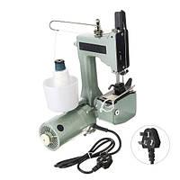 110V-220V 90W Электрическая уплотнительная швейная швейная машина Сумка Сплетенная ткань Сумка Мешок ближе
