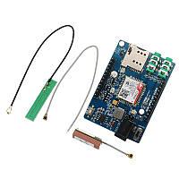 SIM868 GSM GPRS GPS Bluetooth 4 В 1 модуле с Антенна для Arduino 51 STM32 Голосовое короткое сообщение поддержки TTS DTMF