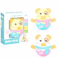 Тумблер Кукла Игрушки для младенцев 3 месяца с встряхивающей носовой функцией Swe Обучение Игрушки для обучения Подарки