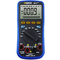 OMON BT41T + True RMS Bluetooth Цифровой Мультиметр Тестер температуры регистратора данных Offline Record