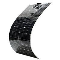 Elfeland EL-45 250W 18V Semi Flexible Single Crystal Солнечная Панель с 1,5-метровым соединительным кабелем Коробка для RV