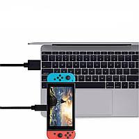 USB 3.0 2A Type C Зарядный кабель для Nintendo Switch Samsung S8 Xiaomi 6 Oneplus