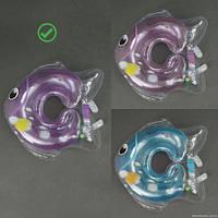 Круг для купания младенца фиолетовый арт. 779-707