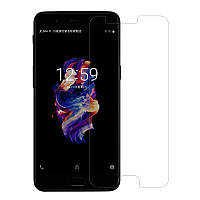NILLKIN Anti-scratch Anti-фингерпринт штейн Screen Protector для Oneplus 5