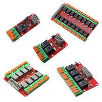 1/2/4/8/16 Канал 20A Модуль управления реле для Arduino UNO R3 Raspberry Pi