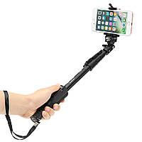 YUNTENG1288ExtendableSelfieПалкаMonopod С Bluetooth Дистанционный Затвор для iPhone Samsung