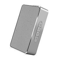 Joyroom M6 Алюминиевый сплав Tf-карта AUX-in Hands-Free Flash Drive HiFi Wireless Bluetooth Динамик