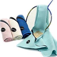 Honana WX-TT1 Pocket Sport Полотенце Creative Summer Solid Спортзал Полотенце Абсорбирующая молния Microfiber Sports Полотенцеs