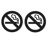 22x10cm Не курить Светоотражающий Авто Наклейки Авто Грузовик Автомобиль мотоцикл Декаль