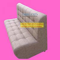 Диван весь прошит 24 пуговици, 110х65х70 см,  глубина сидения 45 см, кожзам усиленный