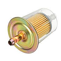 3 / 8inch 10mm Топливный фильтр Универсальная линия подачи топлива для внутреннего использования мотоцикл