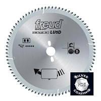 Пильные диски для порезки профиля из пластика, ПВХ и алюминия. Пилы дисковые Freud LU5D по алюминию