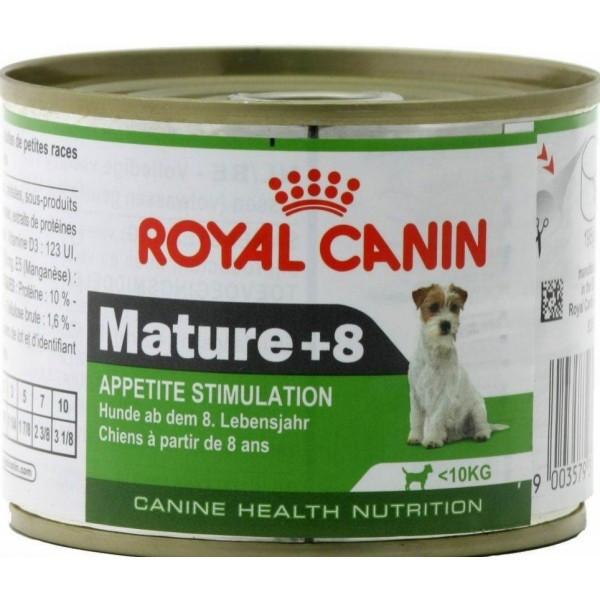 Royal Canin (Роял Канин) MATURE 8+ WET консерва для стареющих собак мелких пород, 195 г