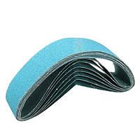 7шт Шлифовальные ленты 914 мм x 100 мм 80 Шлифовальные ленты с абразивным шлифовальным покрытием Zirconia