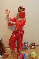 Детский карнавальный костюм для девочки Восточная красавица 6-9 лет. Оптом