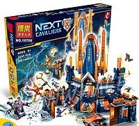 """Конструктор Bela Nexo Knights 10706""""Королевский замок найтон"""", 1468 дет."""
