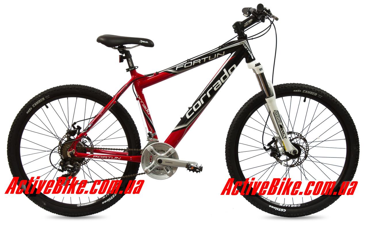 """Велосипед горный Corrado Fortun MTB 26""""."""
