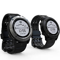 UWear UW80 GPS Сердце Цена Монитор Шагомер Outdooors Sport Bluetooth Smart Watch с компасом
