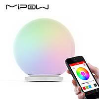 MiPow BTL-301W PLAYBULB Сфера Smart LED Ночной свет Смартфон APP Контролируемый цвет Изменение фонарей Dimmable Glass Orb Decorative Лампа