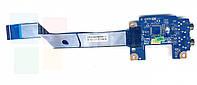 Плата аудио-картридер LS-6756P lenovo G575