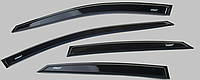 Ветровики Хюндай Туксон, HYUNDAI TUCSON (JM) с 2004-2009 г.в