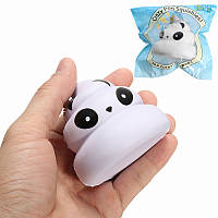 Squishy Factory Poo Soft Slow Rising With Packaging Ball Chain Phone Strap Collection Подарочная декоративная игрушка