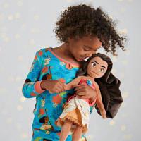 Мягкая плюшевая игрушка кукла Моана Moana Soft Toy Doll Disney 50 см