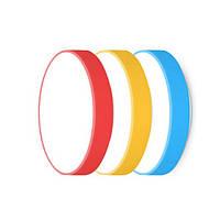 Xiaomi Yeelight 28W Красный / Синий / Желтый Круглый LED Потолочный светильник Smart APP Bluetooth WiFi Control IP60
