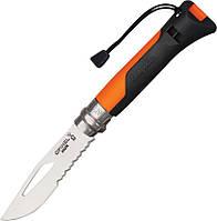 Нож Opinel Outdoor Orange No.08 001577, фото 1