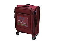 Легкий тканевый чемодан на 4-х кол. Airtex 120