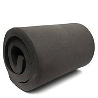 200x60x5cm Черная кожа с высокой плотностью Пена для пены для пенополиуретана