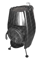 Буллерьян «ВИТ» Б-15  (до 400 м3-15 кВт)без стекла